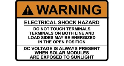What is Your Warning Label?