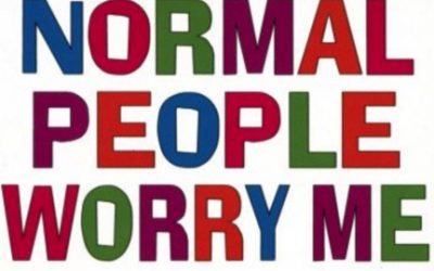 """No. You aren't normal. But Who Cares?""""  A Case for Not Normal AF"""